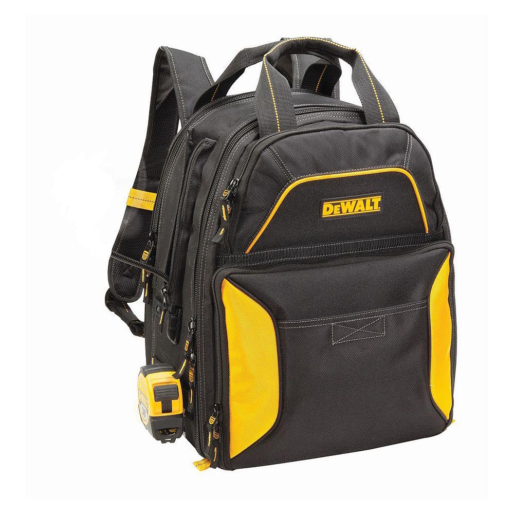 DEWALT 33-Pocket USB Charging Tool Backpack