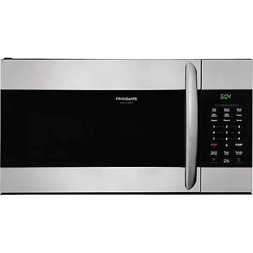 30-inch W 1.7 Cu. Ft. Over the Range Microwave in Smudge-Proof Stainless Steel