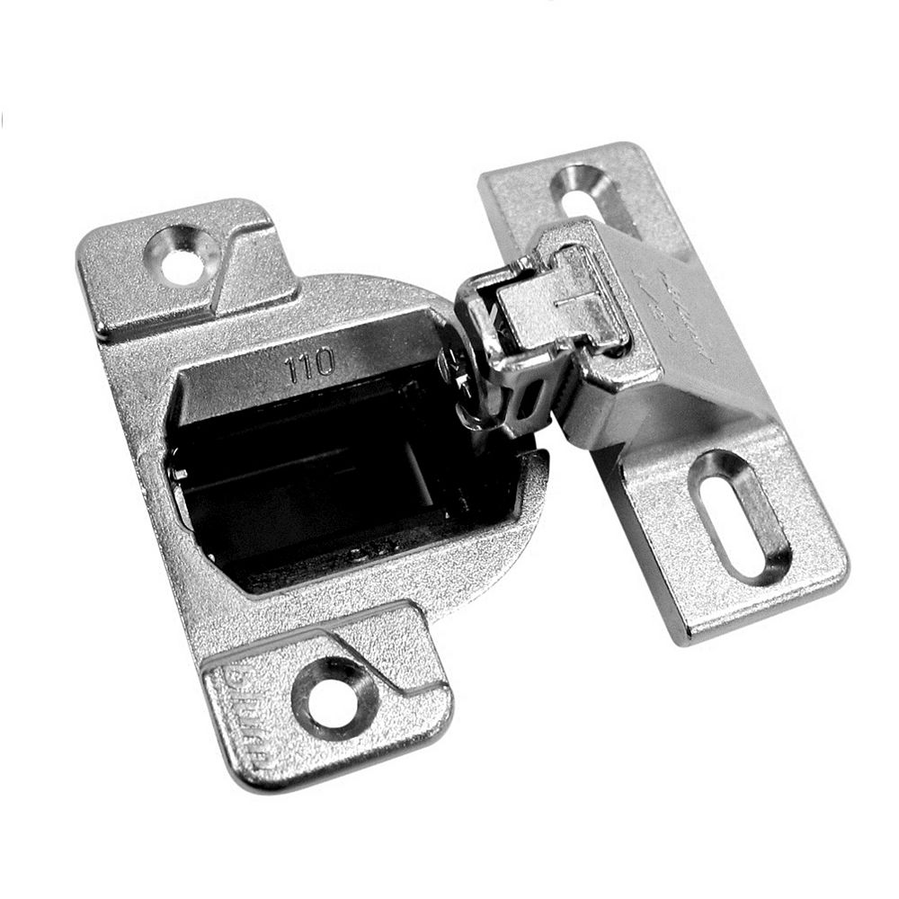 Blum Compact 33 Hinge - 110° (2-Pack) | The Home Depot Canada