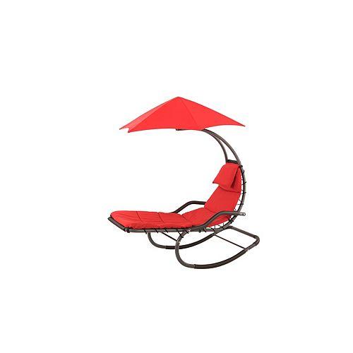The Original Dream Rocker - Cherry Red