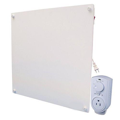 Céramique Chauffage 400W Panneau muralavec thermostat