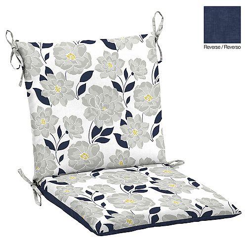 Flower Show Dining Chair Cushion