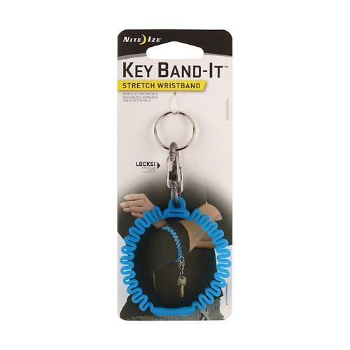 Nite Ize Key Band-It Stretch Wristband - Blue