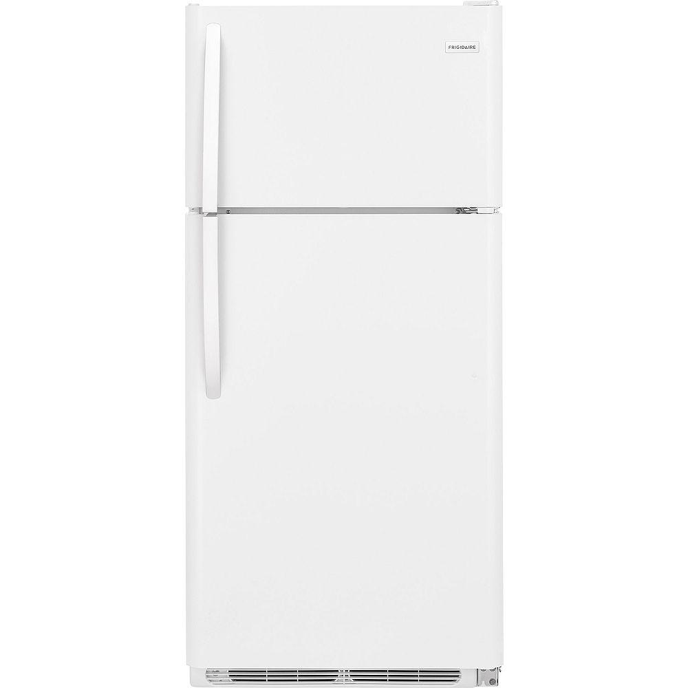 Frigidaire Réfrigérateur pour congélateur de 30 po W 18 pi3 en blanc