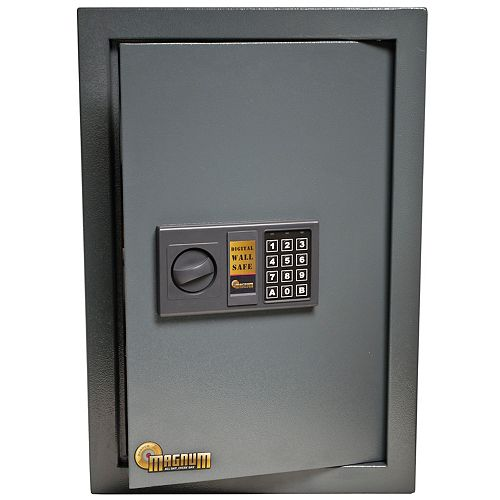 Magnum 0.585 cu. ft. Wall Safe
