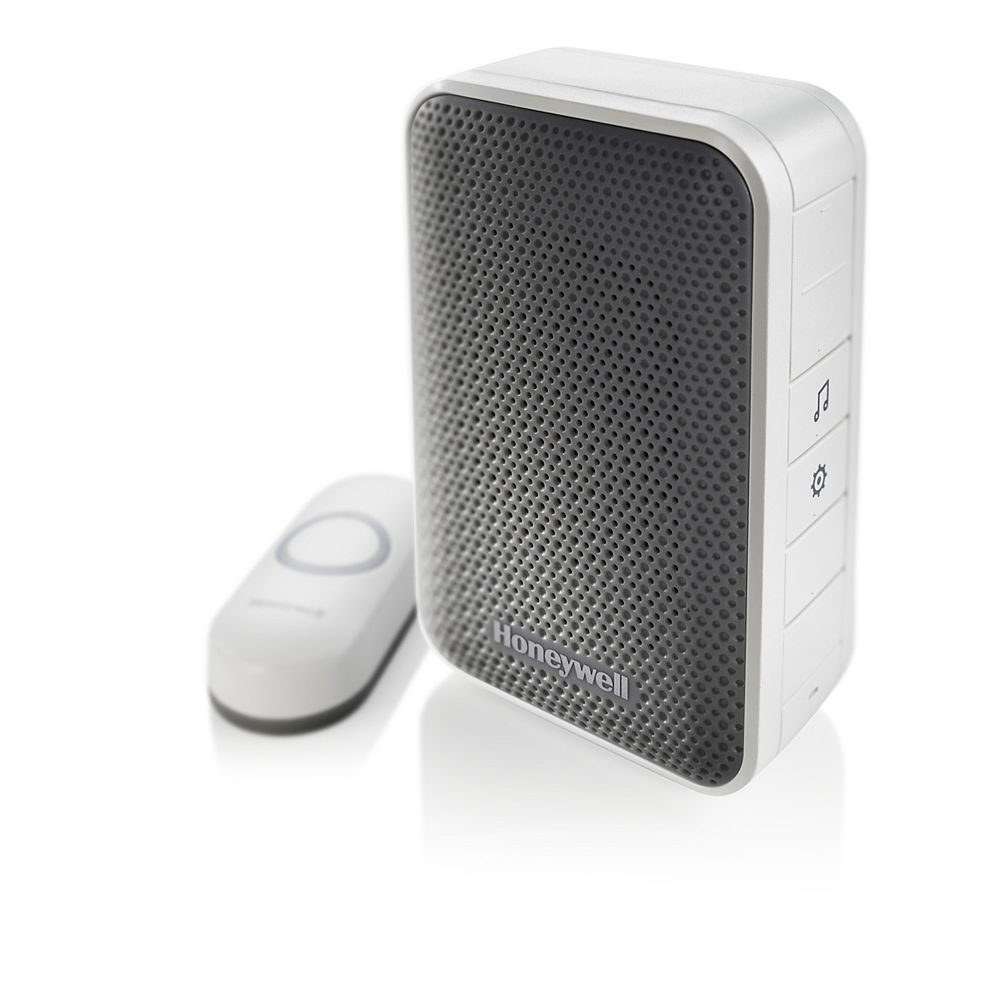 Honeywell Series 3 Wireless Doorbell with Portable Speaker