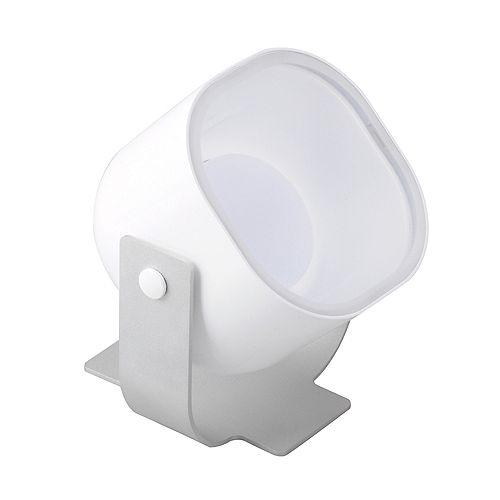 Lumière de projecteur portative iDual lilas avec capacités de télécommande