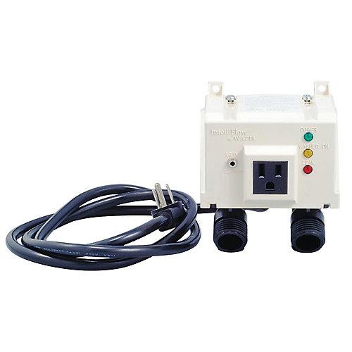 IntelliFlow Automatic Water Shutoff Valves for Washing Machines 1/2 Inch