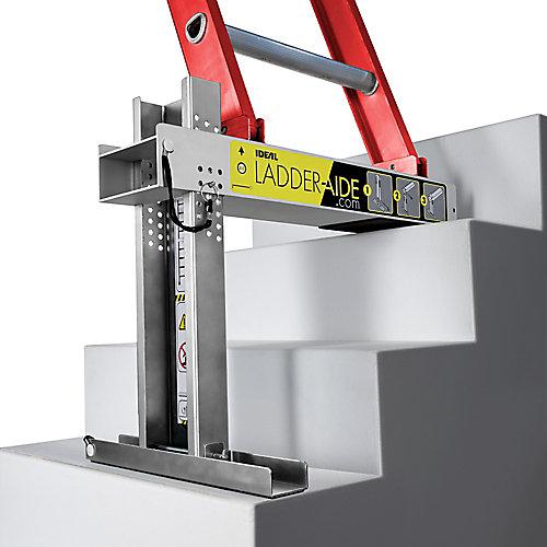 Base d'échelle pour escalier Ladder-Aide