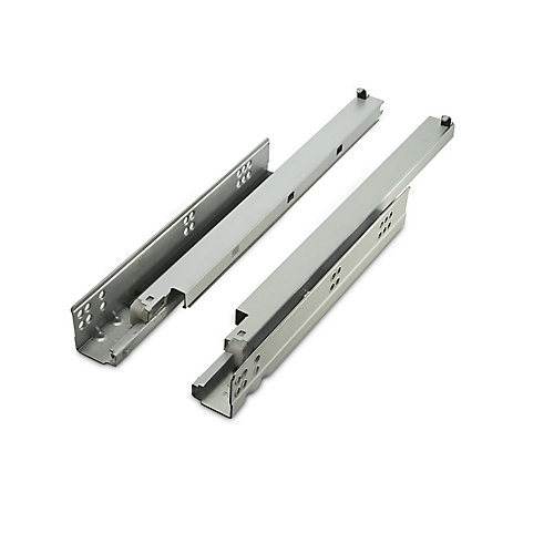 Undermount Slides Frameless - Full Extension with Soft-Close (2-Pack)