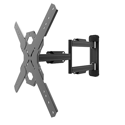 PS300 Full Motion Mount for 26-inch to 60-inch TVs in Black
