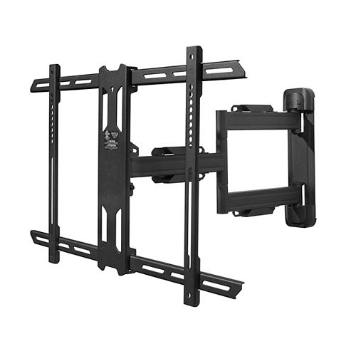 PS350 Full Motion Mount for 37-inch to 60-inch TVs, Black
