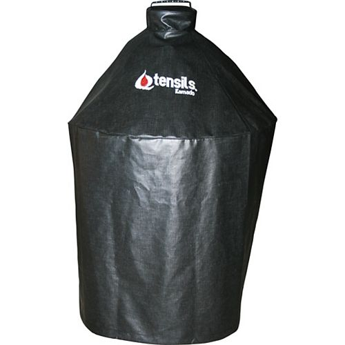 Montana Grilling Gear Innerflow Series Ventilated Kamado Grill Cover - 34 Inch