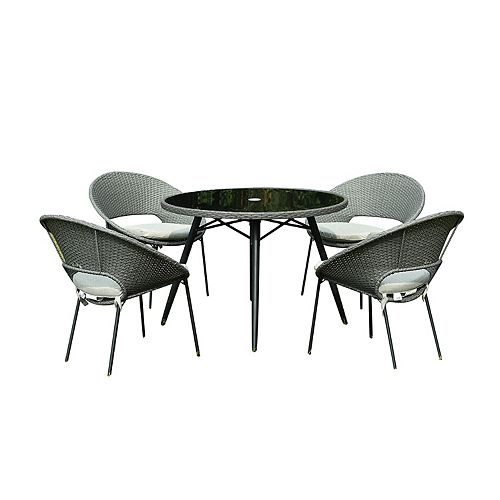 Margie 40-inch Patio Dining Table