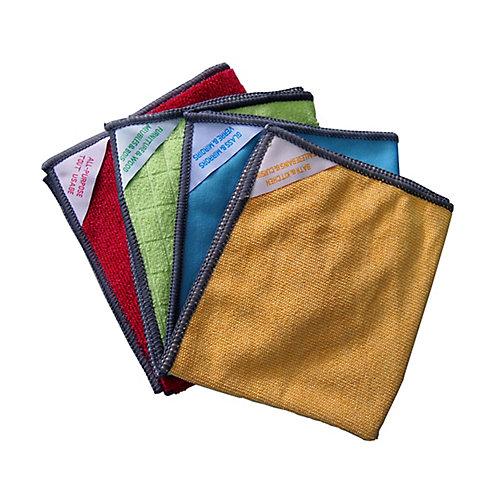 Multi-Function Microfibre Cloths