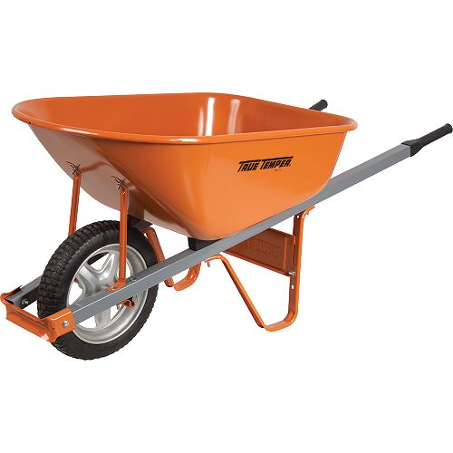 6 cu. ft. Contractor Wheelbarrow