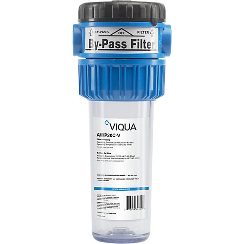 3-Piece Tap Filter Housing