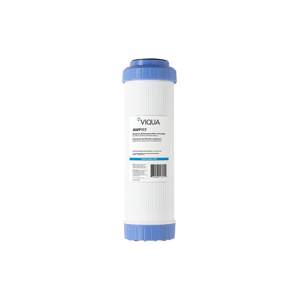 VIQUA Dual Carbon Sediment Cartridge