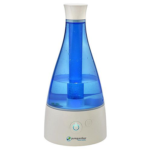 H940AR 30-Hr Ultrasonic Cool Mist Humidifier with Aroma Tray