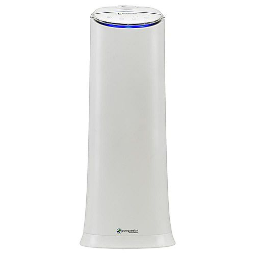 H3200WAR 100-Hr Cool Mist Ultrasonic Humidifier with Aroma Tray by Guardian Technologies
