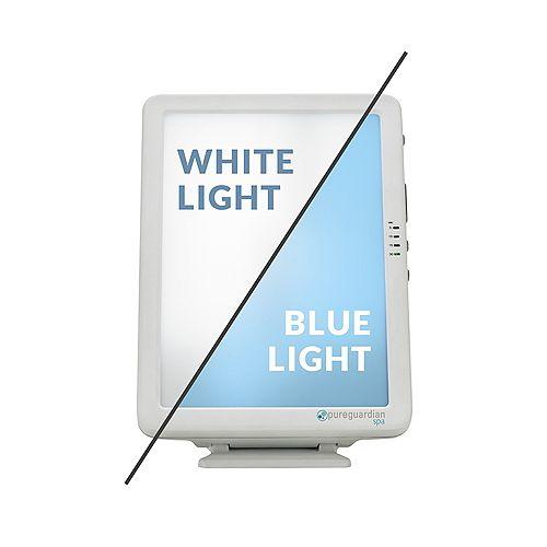 PureGuardian SPA50CA 10,000 LUX Full Spectrum Tabletop Energy Light