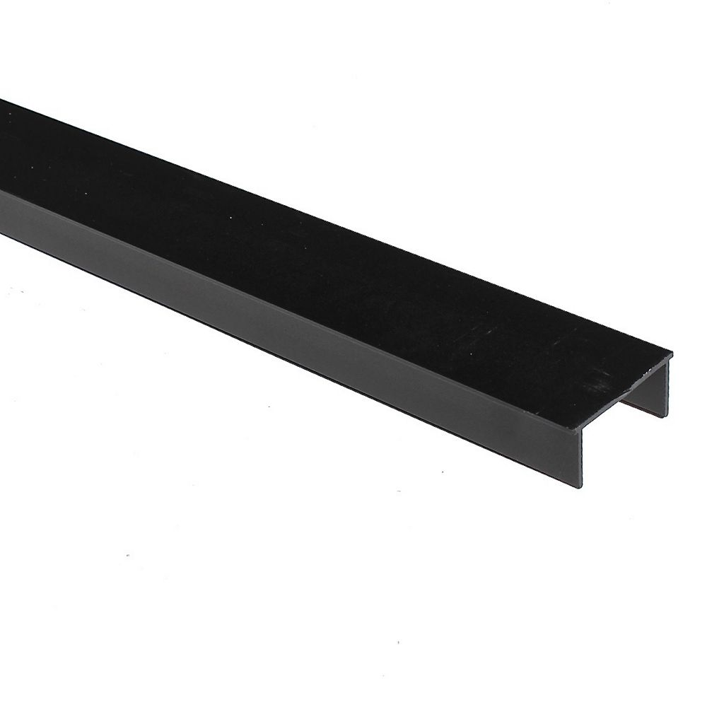 Slipfence Cap Rail for top of Vertical Slipfence panel