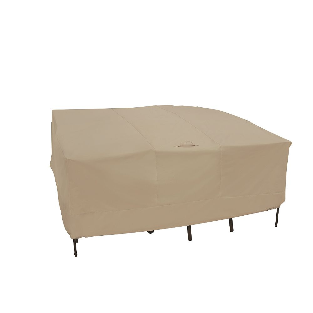 Hampton Bay Table and Chair Outdoor Patio Cover