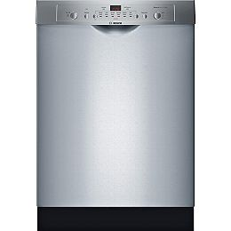 Ascenta 24-inch Front Control  Dishwasher in Stainless Steel, 50dBA, Anti-Fingerprint