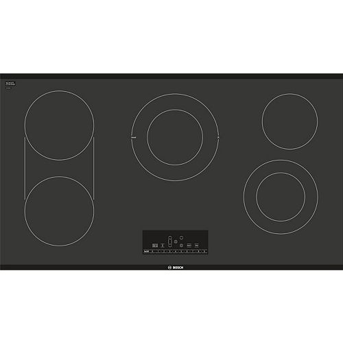 800 Series - 36 inch Electric Cooktop - Frameless Design