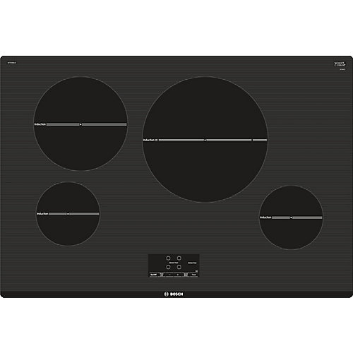 500 Series - 30 inch  Induction Cooktop - Frameless Design