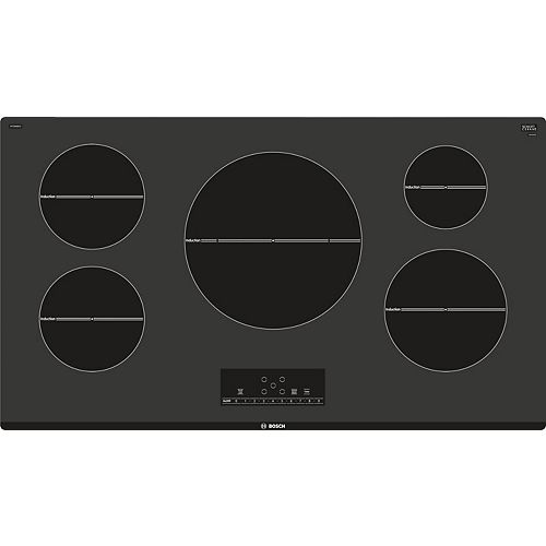 500 Series, 36 inch Induction Cooktop