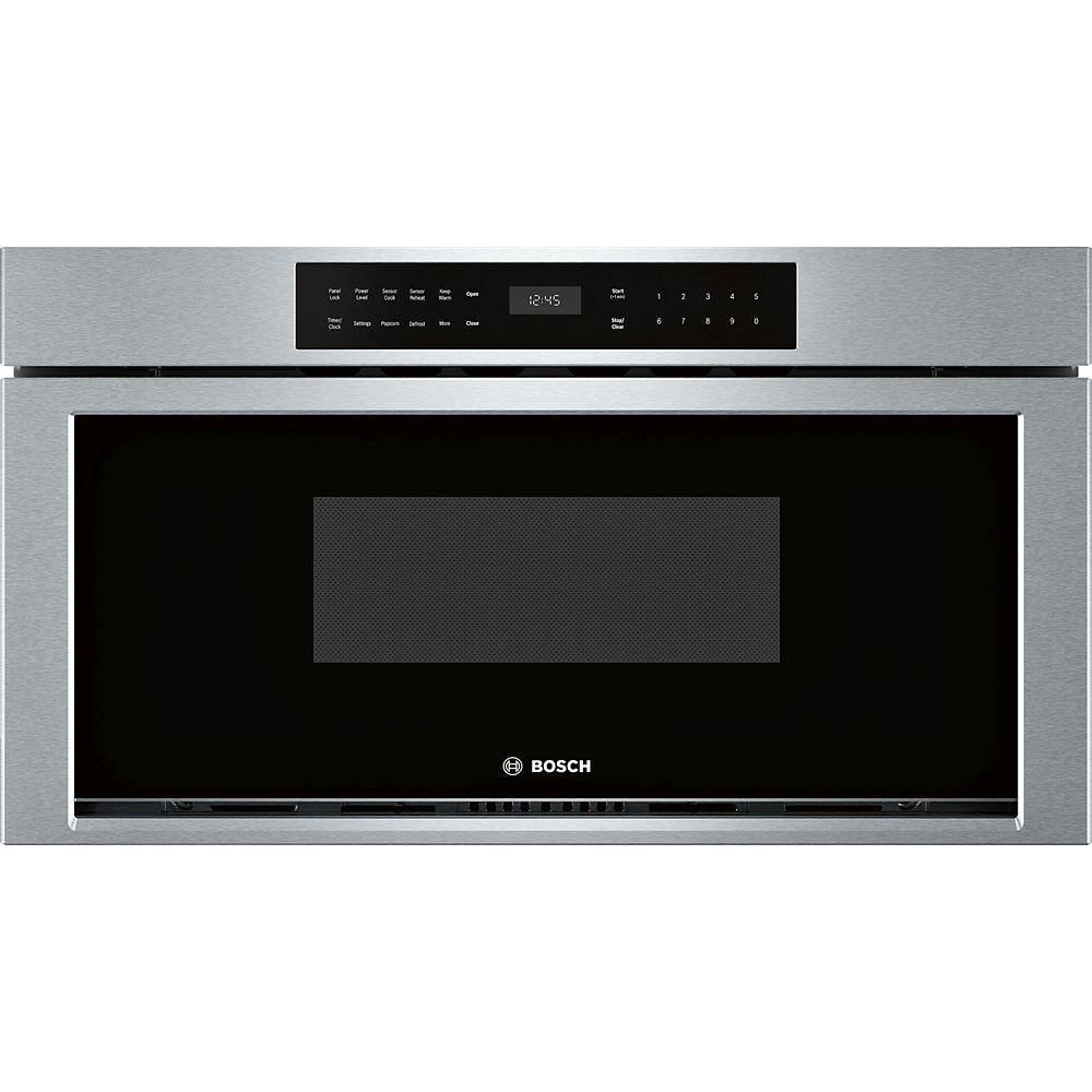 Bosch 800 Series - 30 inch 1.2 cu.ft. Drawer Microwave ...