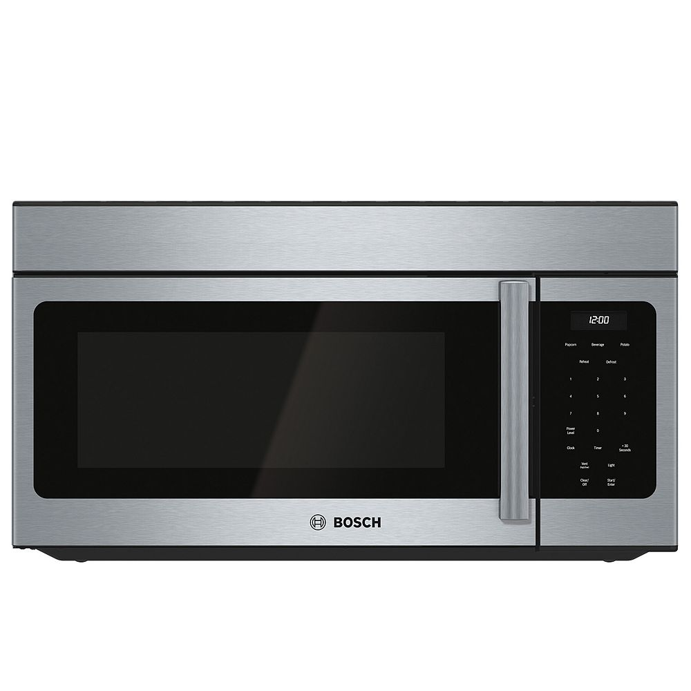 Bosch 300 Series - Over-The-Range Microwave