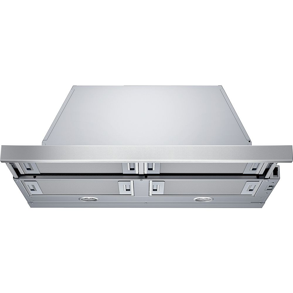 Bosch 500 Series - 30 inch Integrated Pull-Out Hood - 300 CFM