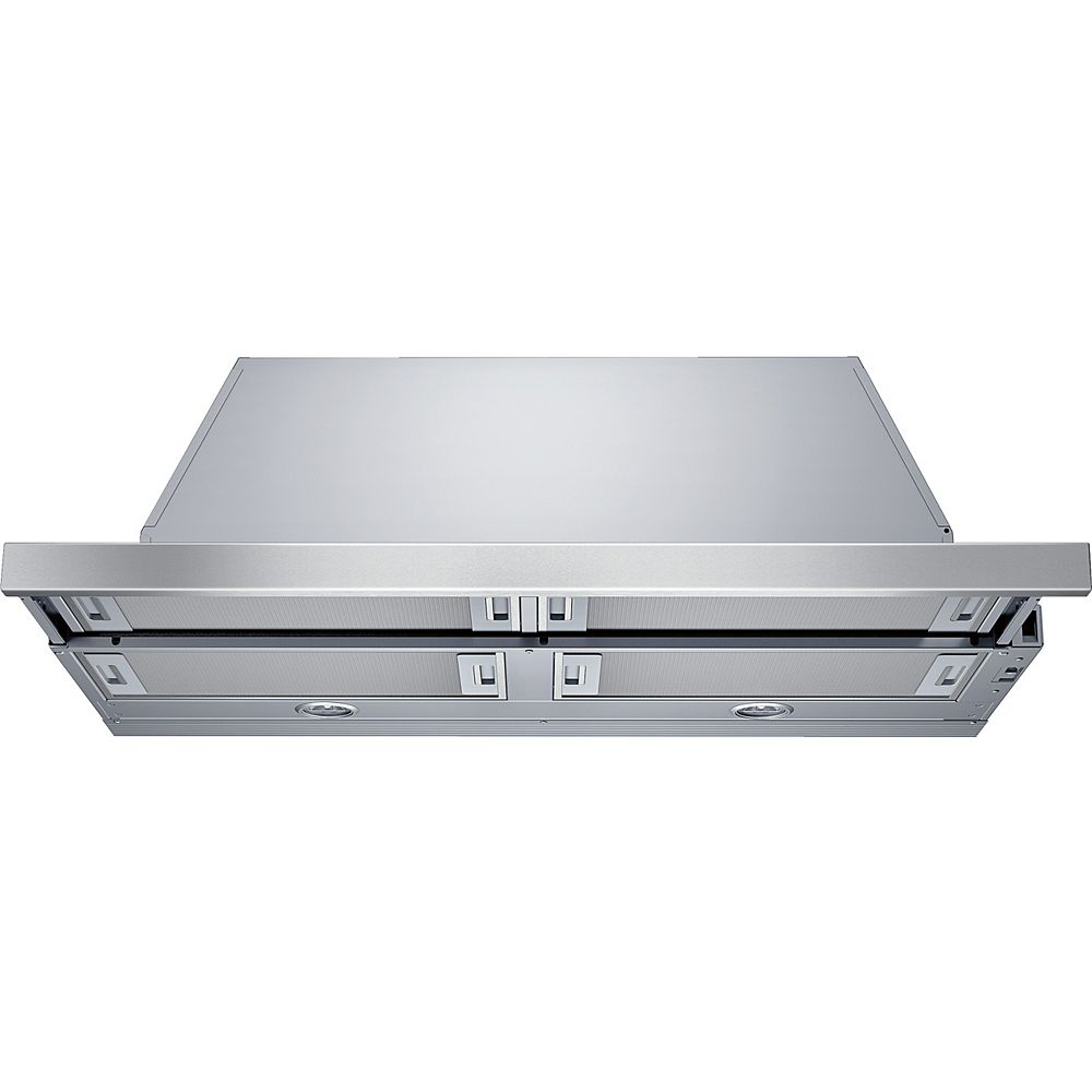 Bosch 500 Series - 36 inch Integrated Pull-Out Hood - 500 CFM