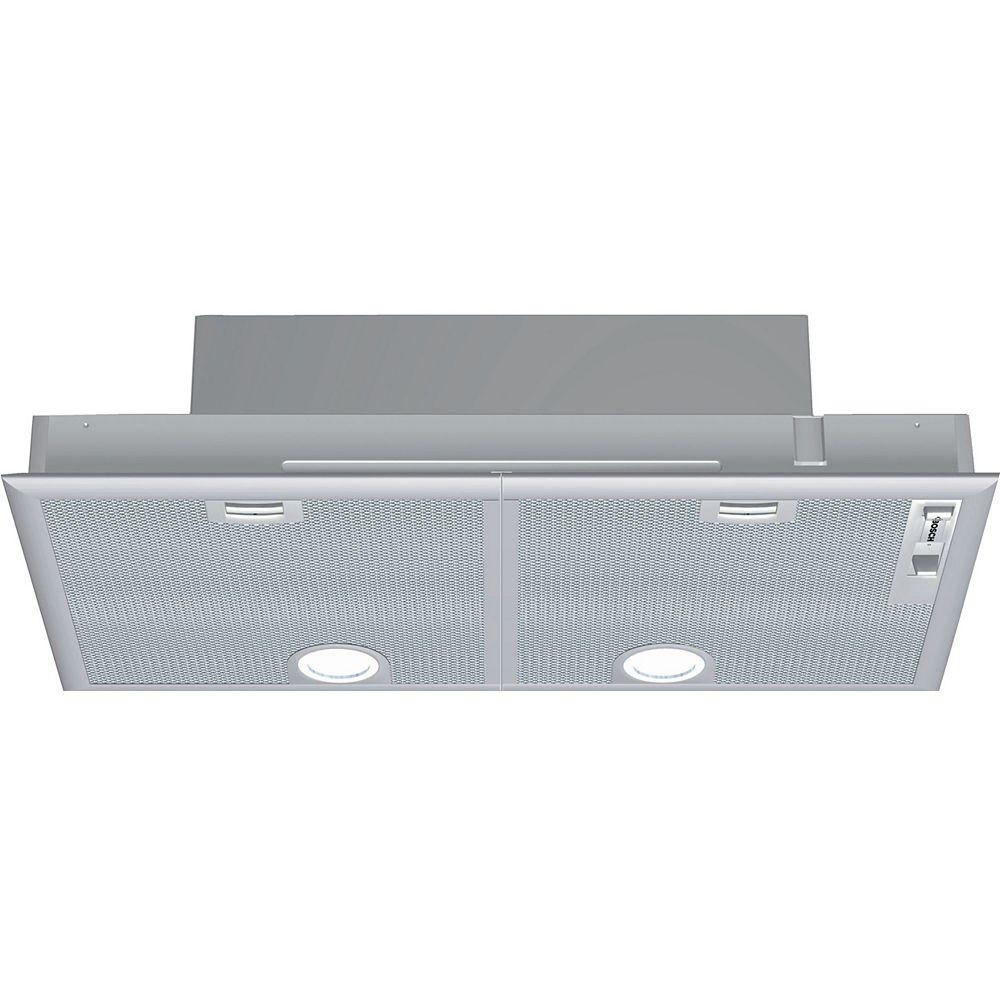 Bosch Série 500  Hotte de ventilation encastrée personnalisée de 400 pi³/min / 29 po