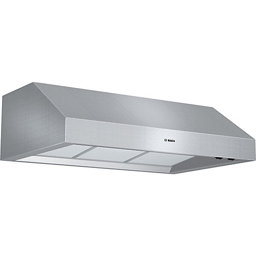 800 Series, 36 inch Under-cabinet Wall Hood, 600 CFM