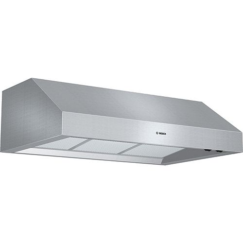 800 Series, 36 inch Under-cabinet Wall Hood, 600 CFM
