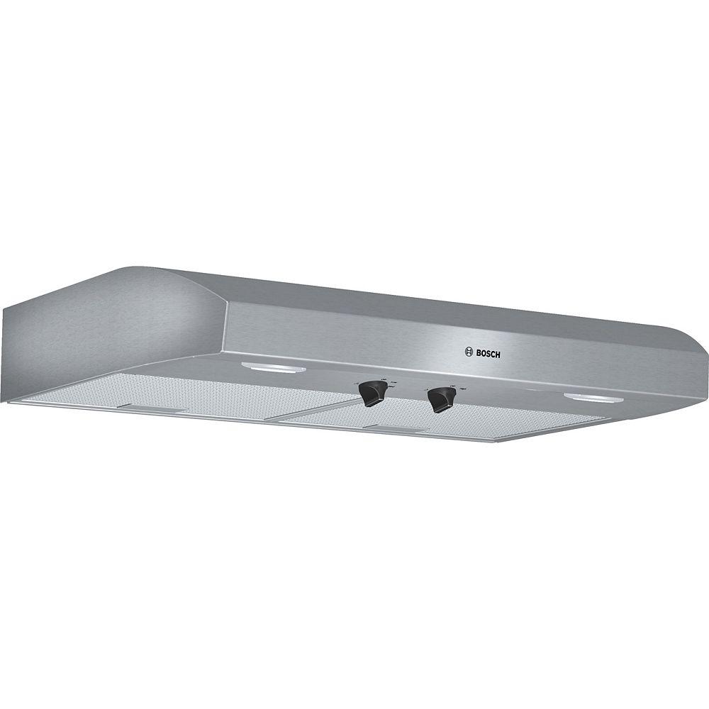 Bosch 500 Series - 30 inch Under Cabinet Hood 400 CFM