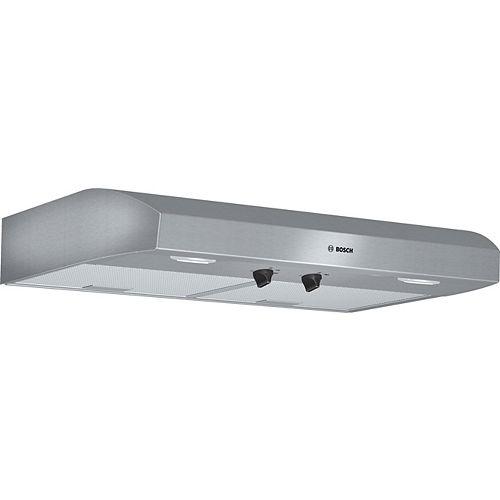 Série 500  Hotte de ventilation sous l'armoire de 400 pi³/min / 30 po