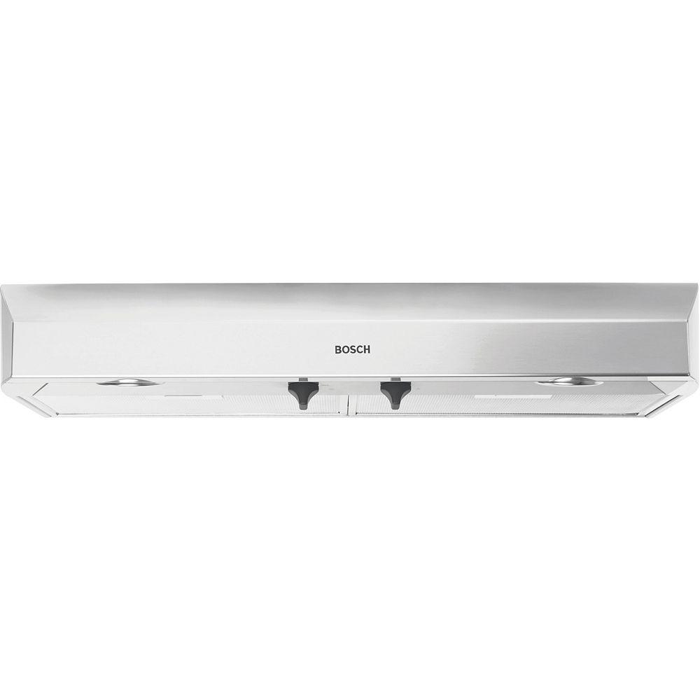 Bosch 500 Series - 36 inch Under Cabinet Hood 400 CFM