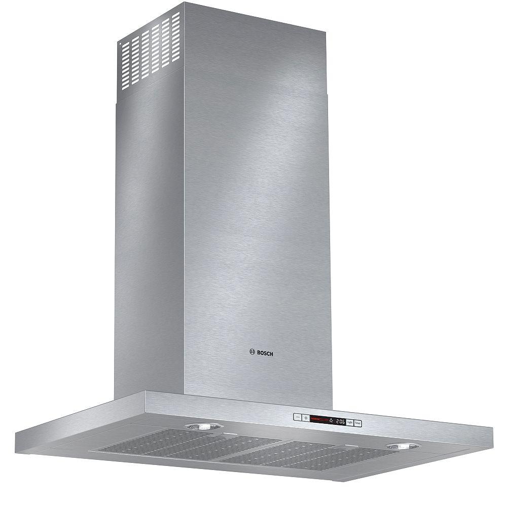 Bosch 500 Series- 30 inch Box Style Chimney Wall Hood - 600 CFM