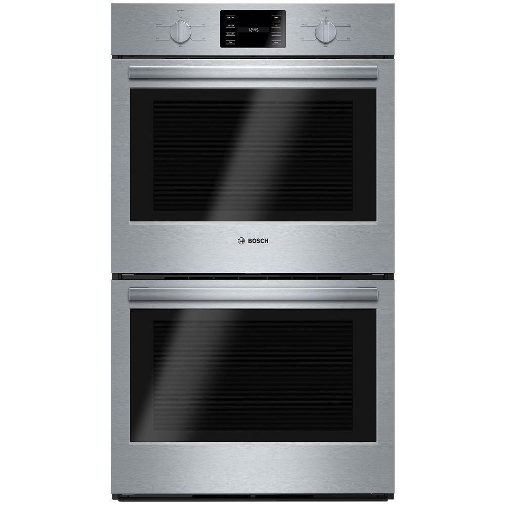 Bosch 500 Series - 30 inch Double Wall Oven w/ Thermal Cooking