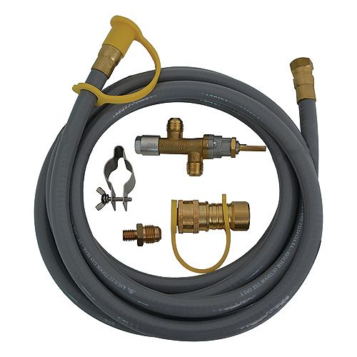 50,000 BTU Natural Gas Conversion Kit