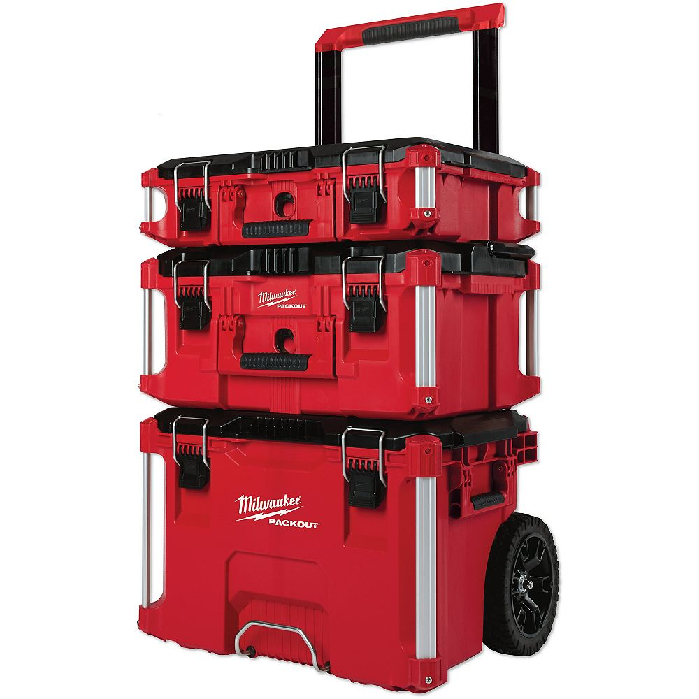 Milwaukee Tool 22-inch Packout Modular Tool Box Storage System