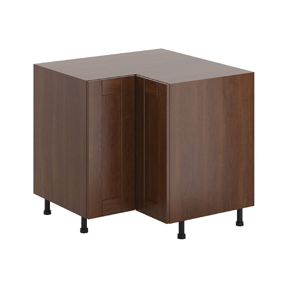 Eurostyle Lyon - Assembled 36 inch Base Corner Cabinet ...