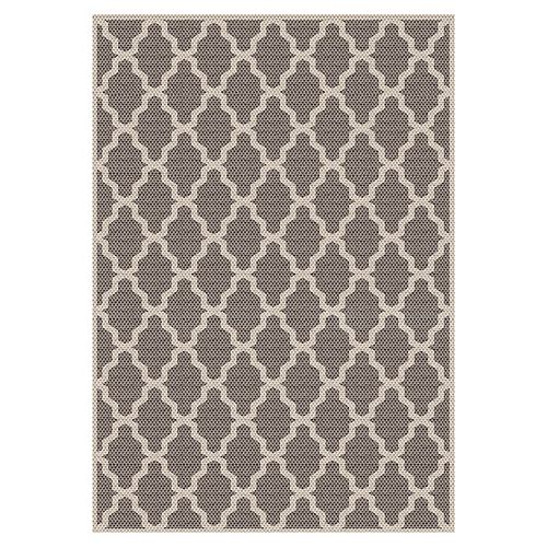 7 ft. 7-inch x 10 ft. 10-inch Fresco Kenno Indoor Outdoor Area Rug