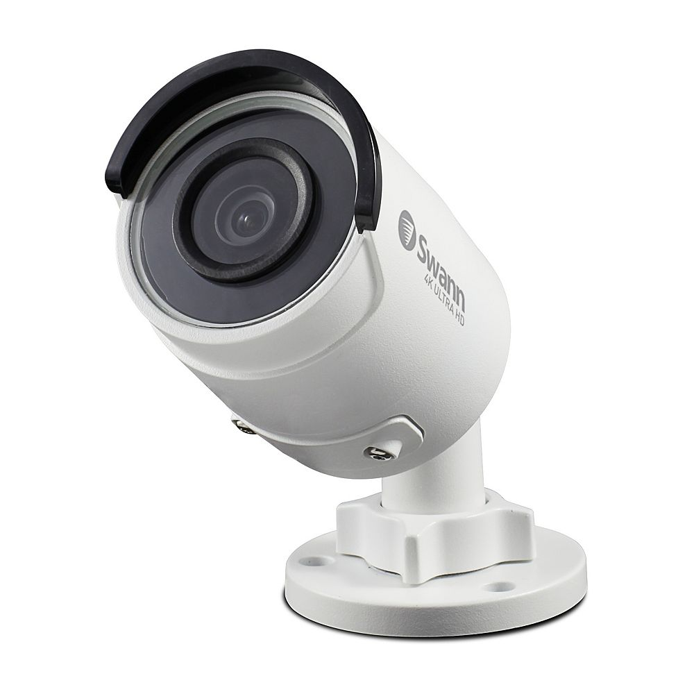Swann 4K Bullet White IP Security Camera