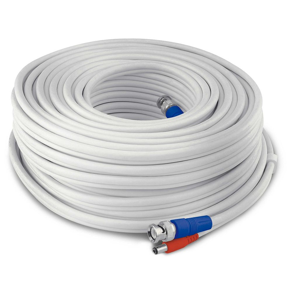Swann HD Video & Power 50ft / 15m BNC Cable