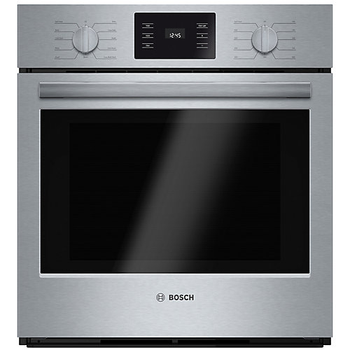 500 Series - 27 inch Single Wall Oven w/ European Convection
